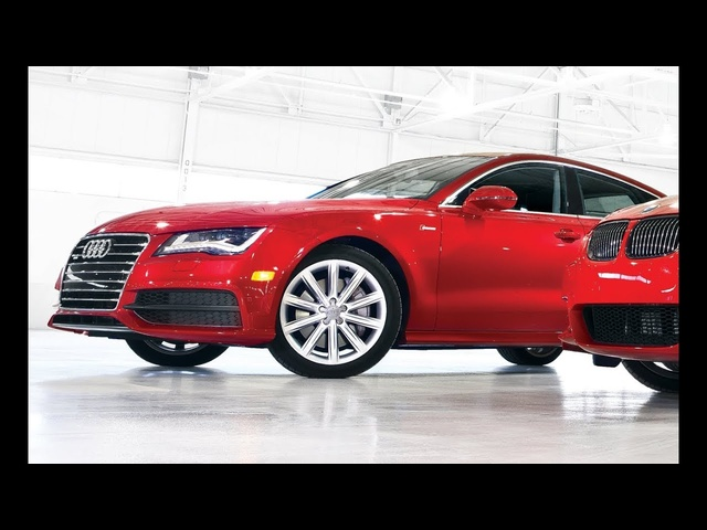 2012 <em>Audi</em> A6 / A7 3.0T Quattro - 2012 10Best Cars - CAR and DRIVER