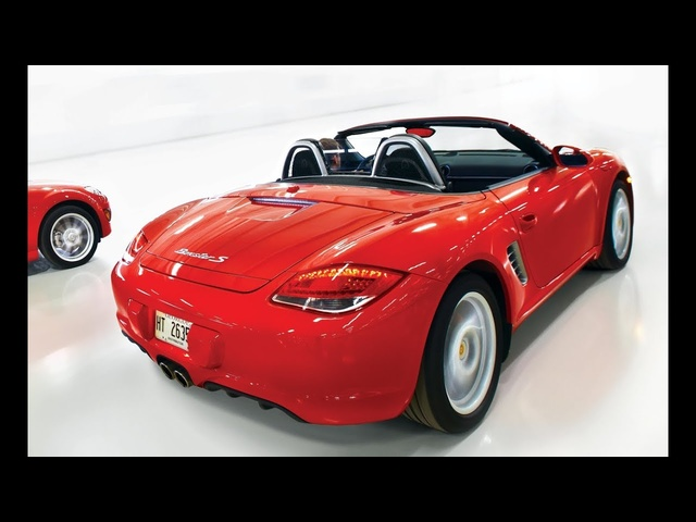 2012 Porsche Boxster / Cayman - 2012 10Best Cars - CAR and DRIVER