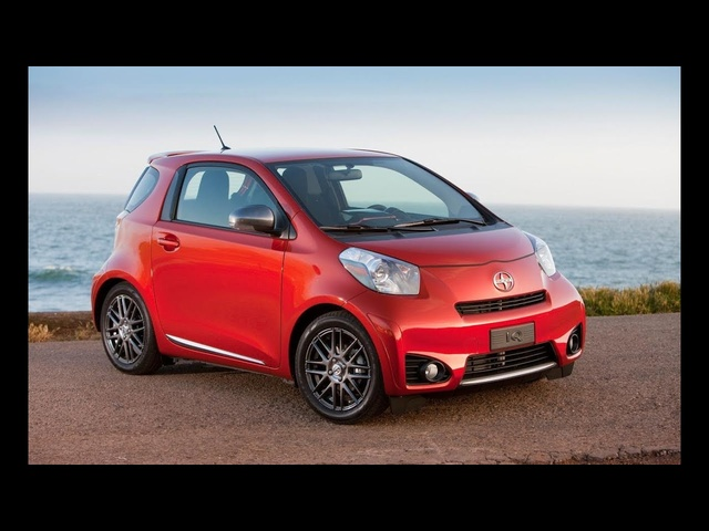 2012 Scion iQ - Name That Exhaust Note, Episode 112 - CAR and DRIVER