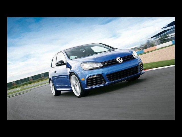 2012 Volkswagen Golf R - Name That Exhaust Note, Episode 111 - CAR and DRIVER