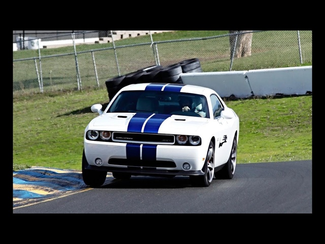 2012 <em>Dodge</em> Challenger SRT8 392 - Name That Exhaust Note, Episode 110 - CAR and DRIVER