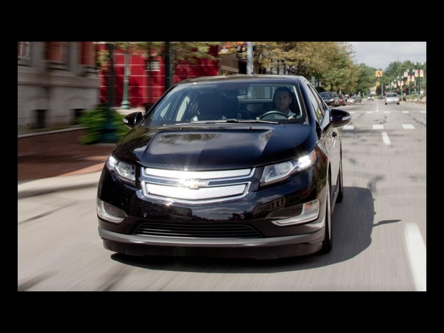 2011 Chevrolet Volt - Name That Exhaust Note, Episode 101 - CAR and DRIVER