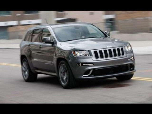 2012 <em>Jeep</em> Grand Cherokee SRT8 - Name That Exhaust Note, Episode 97 - CAR and DRIVER
