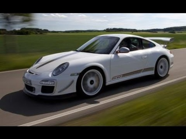 2012 Porsche 911 GT3 RS 4.0 - Name That Exhaust Note, Episode 95 - CAR and DRIVER