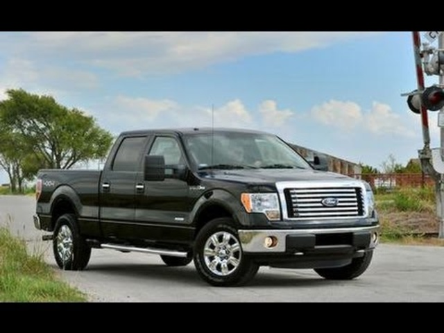 2011 Ford F-150 EcoBoost V-6 - Name That Exhaust Note, Episode 88 - CAR and DRIVER