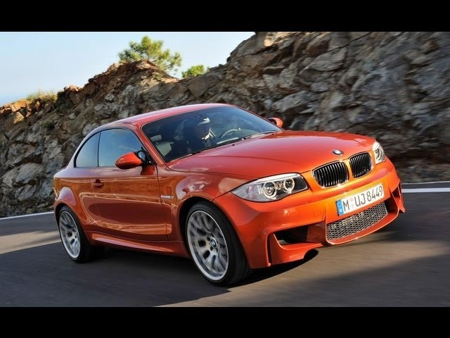 2011 <em>BMW</em> 1-series M Coupe - Name That Exhaust Note, Episode 85 - CAR and DRIVER
