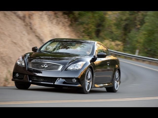 2011 Infiniti IPL G Coupe - Name That Exhaust Note, Episode 84 - CAR and DRIVER