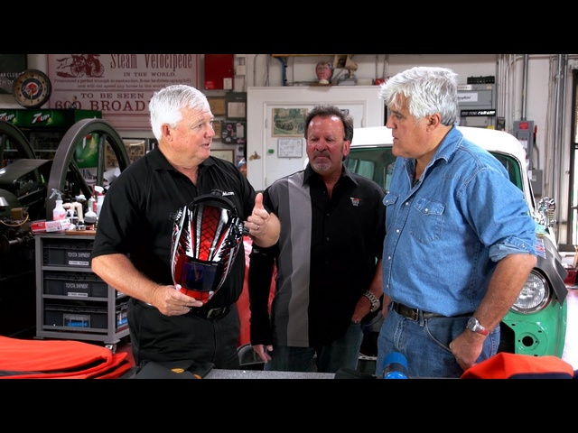 High Performance Welding Gear - Jay Leno's Garage