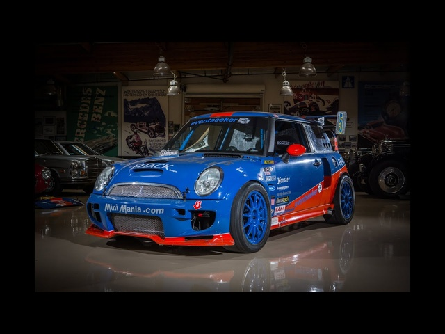2002 Twin Engine Mini Cooper - Jay Leno's Garage