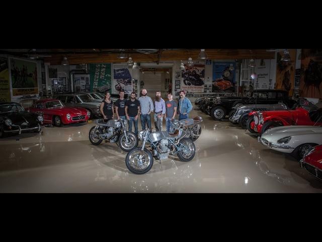 Revival Cycles -Jay Leno's Garage
