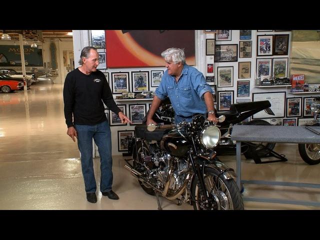 Thornton Suspension -Jay Leno's Garage