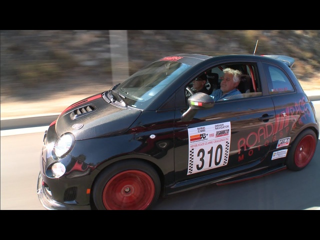 2012 Custom Fiat Abarth - Jay Leno's Garage