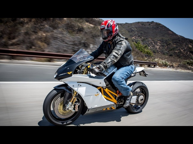 2014 Mission Motorcycles Mission RS - Jay Leno's Garage