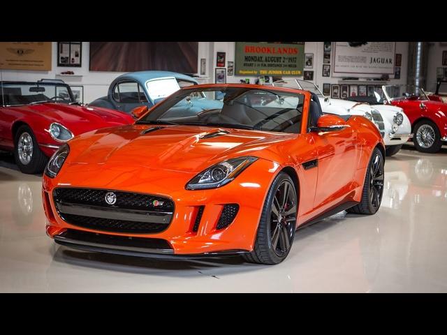 2014 Jaguar F-Type V8 S -Jay Leno's Garage