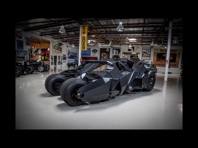 Batman's Tumbler -Jay Leno's Garage