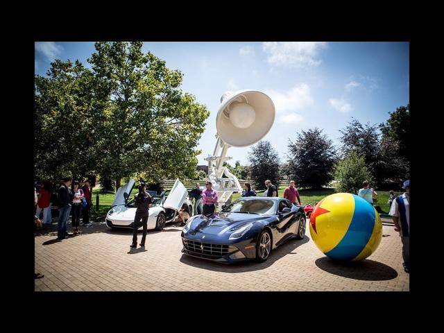 Pixar Motorama 2013 -Jay Leno's Garage