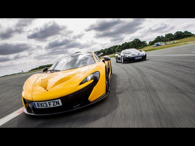 2014 <em>McLaren</em> P1 -Jay Leno's Garage