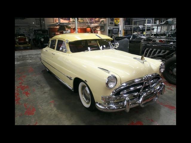 1951 Hudson Hornet -Jay Leno's Garage