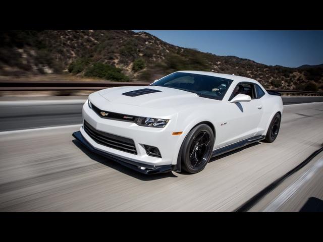 2014 <em>Chevrolet</em> Camaro Z28 -Jay Leno's Garage