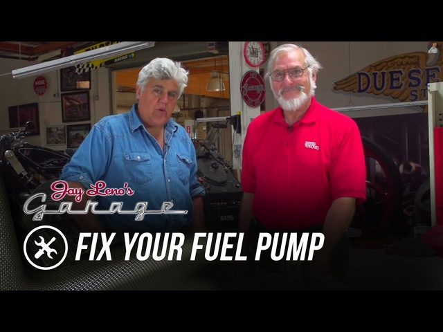 Skinned Knuckles: Fix Your Fuel Pump -Jay Leno's Garage