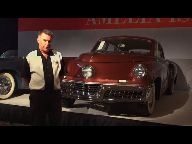 1948 Tucker - Jay Leno's Garage