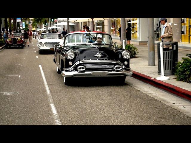 Rodeo Car Show -Jay Leno's Garage
