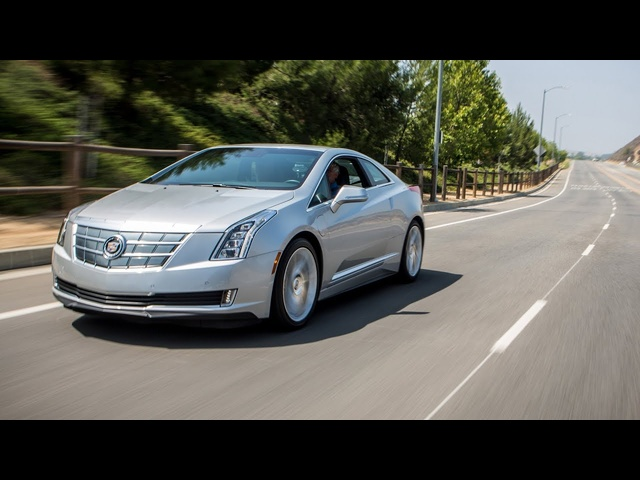 2014 Cadillac ELR -Jay Leno's Garage