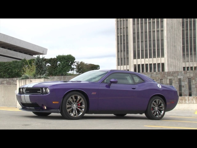2013 <em>Dodge</em> Challenger SRT8 392 - Drive Time Review with Steve Hammes | TestDriveNow