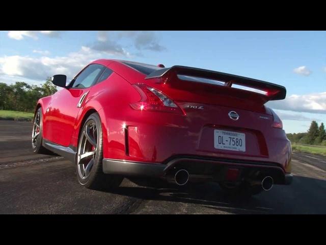 2014 <em>Nissan</em> 370Z NISMO -TestDriveNow.com Review with Steve Hammes | TestDriveNow