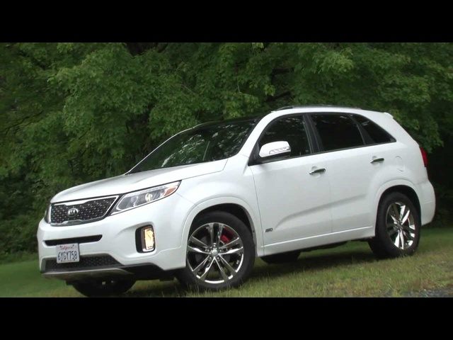 2014 <em>Kia</em> Sorento - TestDriveNow.com Review with Steve Hammes