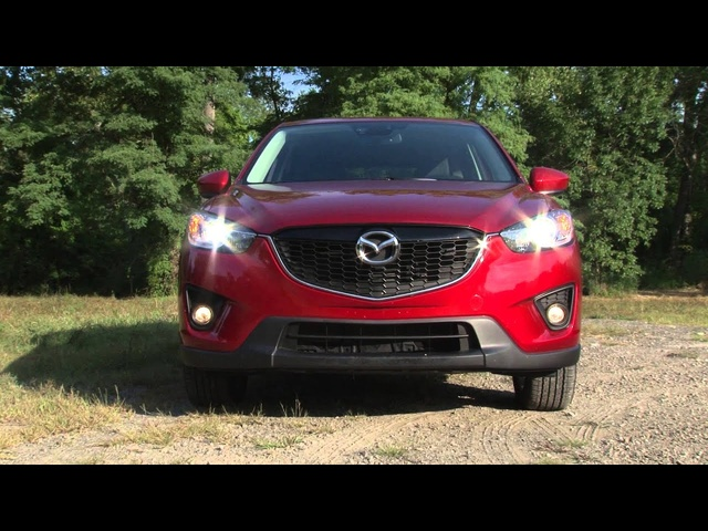 2014 Mazda CX-5 - Drive Time Review with Steve Hammes | TestDriveNow