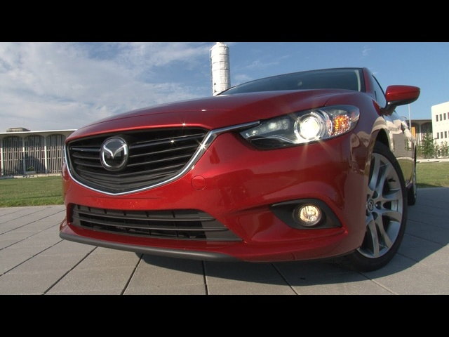 2014 <em>Mazda</em> <em>MAZDA</em>6 - Drive Time Review with Steve Hammes | TestDriveNow