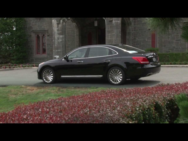 2014 Hyundai Equus - Drive Time Introduction with Steve Hammes | TestDriveNow