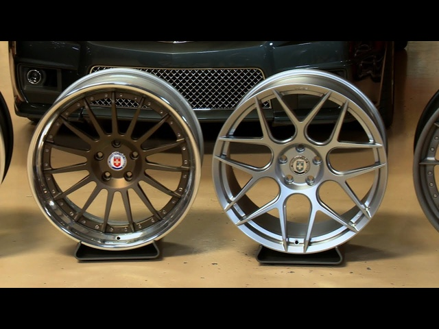Custom High Performance Wheels - Jay Leno's Garage