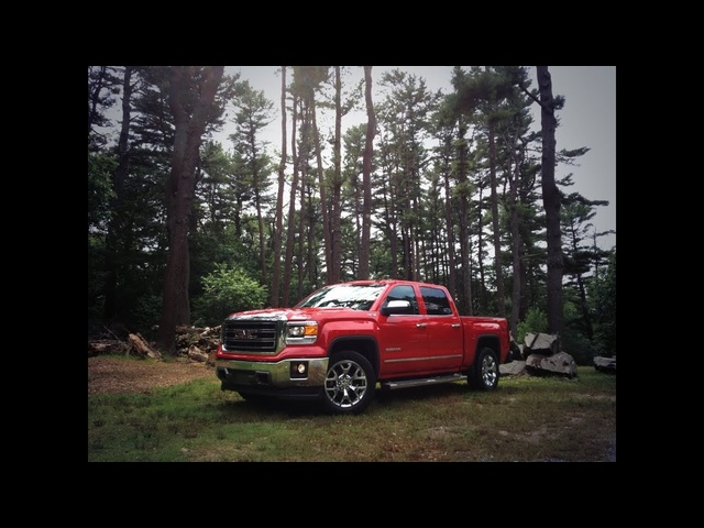 2014 <em>GMC</em> Sierra 1500 - Drive Time Review with Steve Hammes | TestDriveNow
