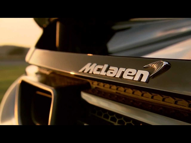 2013 <em>McLaren</em> 12C Spider - Drive Time Introduction with Steve Hammes