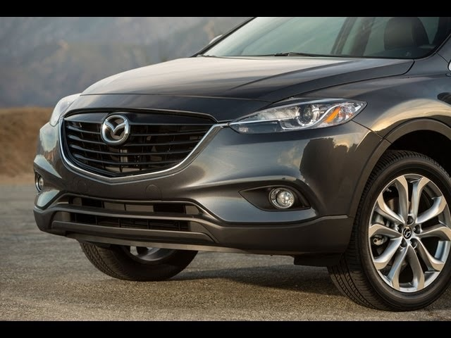 2013 <em>Mazda</em> CX-9 - Drive Time Review with Steve Hammes | TestDriveNow