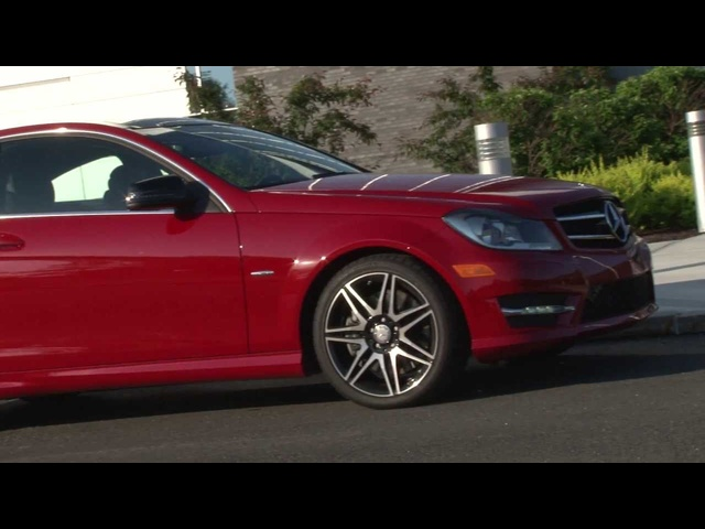 2013 <em>Mercedes</em>-Benz C250 Coupe -Drive Time Review with Steve Hammes