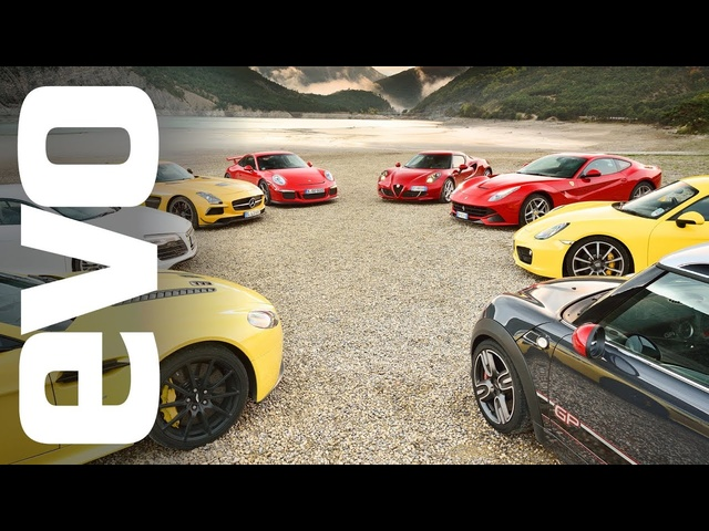evo Car of the Year 2013: Part 1 | evo TV