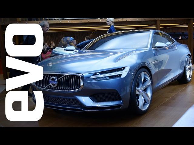 Volvo Concept Coupe: Frankfurt 2013 | evo MOTOR SHOWS