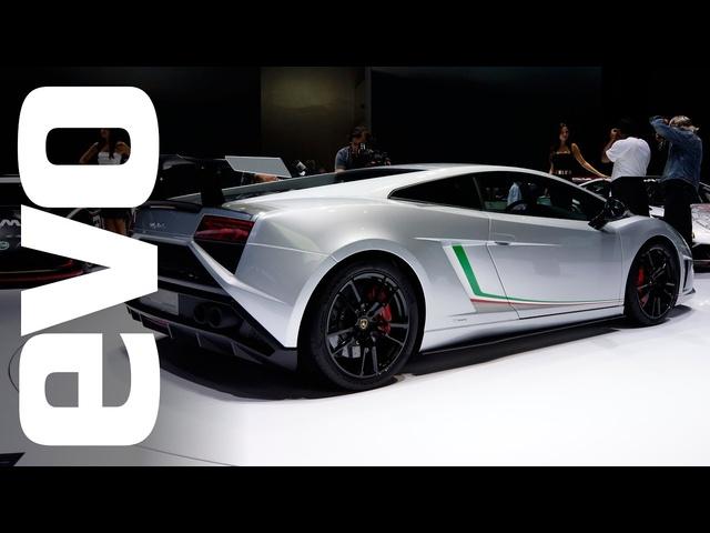 Lamborghini Gallardo Squadra Corse: Frankfurt 2013 | evo MOTOR SHOWS