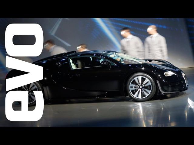 Bugatti Veyron 'Jean Bugatti': Frankfurt 2013 | evo MOTOR SHOWS