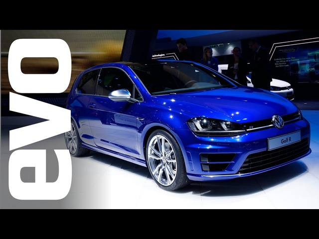 VW Golf R mk7: Frankfurt 2013 | evo MOTOR SHOWS