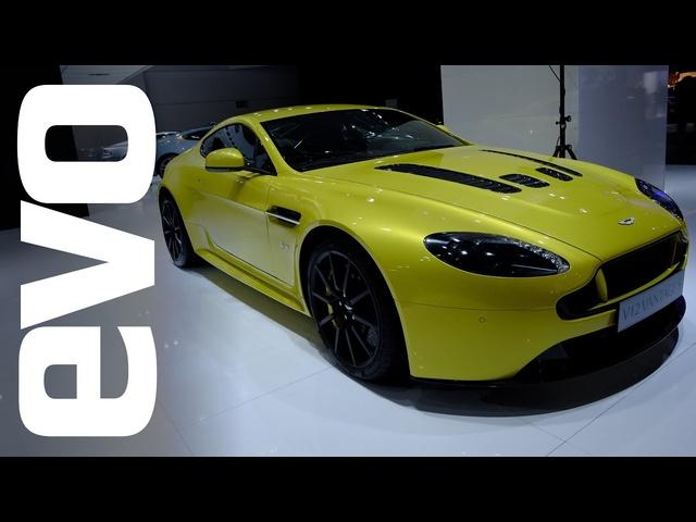 Aston Martin V12 Vantage S: Frankfurt 2013 | evo MOTOR SHOWS