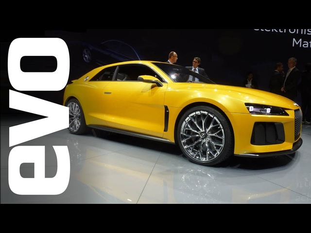 <em>Audi</em> Nanuk and Sport Quattro: Frankfurt 2013 | evo MOTOR SHOWS