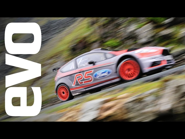 <em>Ford</em> Fiesta R5 rally car driven | evo TV