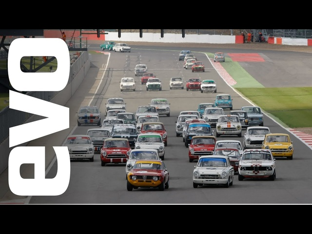 Racing a <em>Lotus</em> Cortina | INSIDE evo
