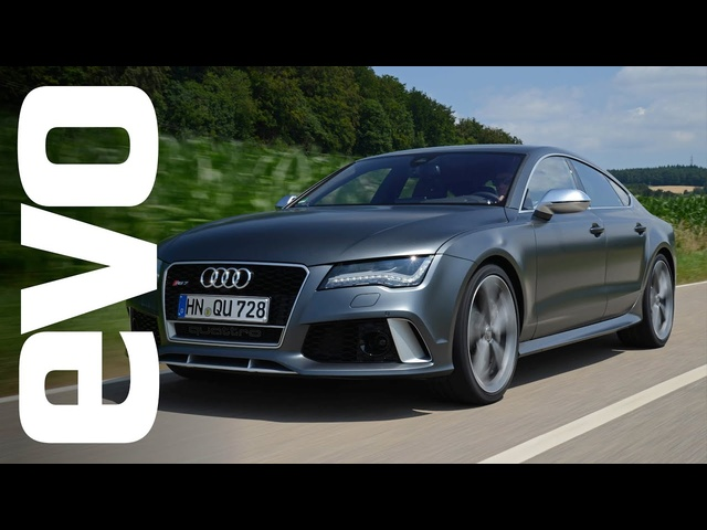 <em>Audi</em> RS7 Sportback | evo REVIEW
