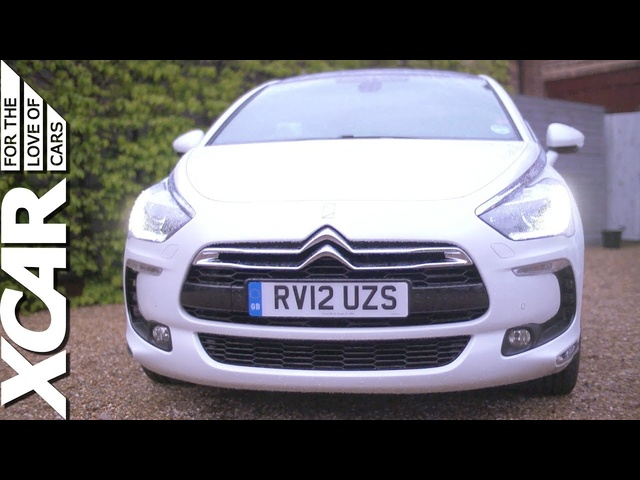 Citroen DS5: Your Heart And Your Head Will Go To War