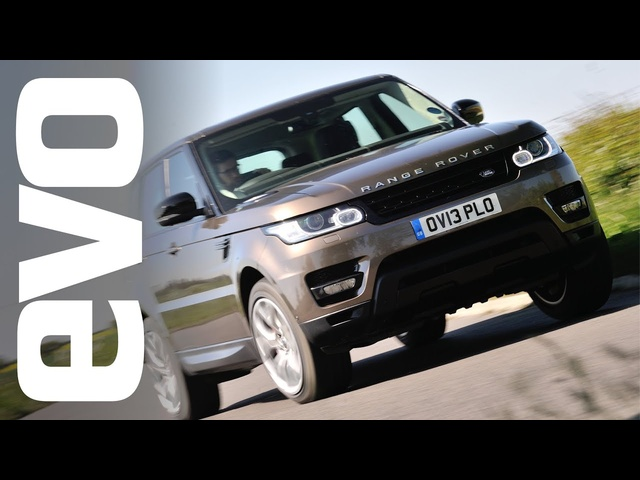 Range <em>Rover</em> Sport 2014 first drive review | evo DIARIES